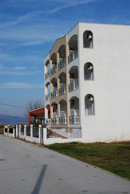 Aparthotel rendina beach stavros amos travel for Appart hotel 31