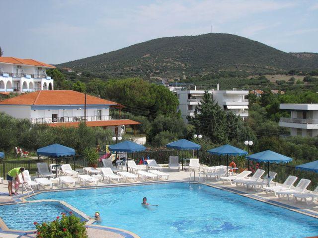 Hotel Sonia Village Gerakini Amos Travel