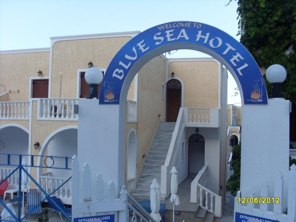 Hotel Blue Sea  Santorini-kamari
