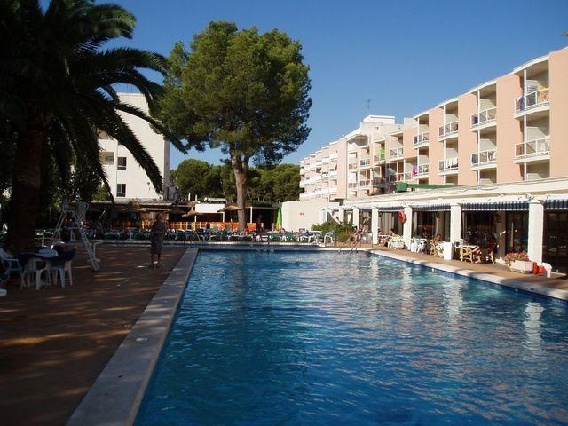 Hotel Globales Playa Santa Ponsa Majorka Santa Ponsa