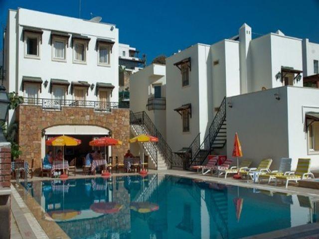 HOTEL KASERIA, Bodrum Gumbet Amos travel