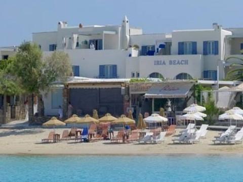 Naxos-Hoteli-Iria Beach Art-1-S
