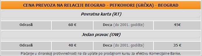 Grcka- Halkidiki- Kasandra- prevoz