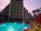 HOTEL KRIZANTEM, Alanja