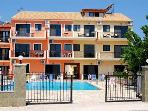 Grcka- Lefkada- Nidri- apartmani- Vila Alexandros- 1- s