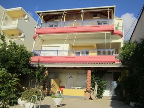 Grcka- Vrachos Beach- apartmani- Papa Elefteria-1- s