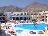 Hotel Aegean Plaza, Santorini - Kamari