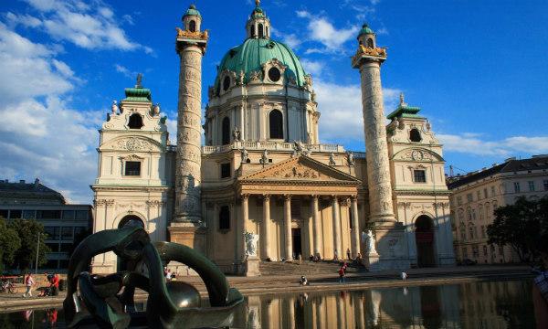 Beč - Dan zaljubljenih - Sretenje - Dan državnosti 2020.