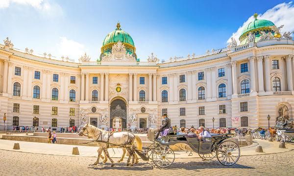 Beč Prvi maj 2019.