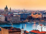 Putovanje - Budimpešta - Prvi maj 2019. - Praznik rada - 3 noćenja, autobus