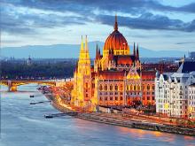 Budimpešta Uskrs 2019.