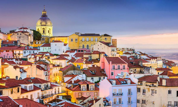 Lisabon Prvi maj 2018.