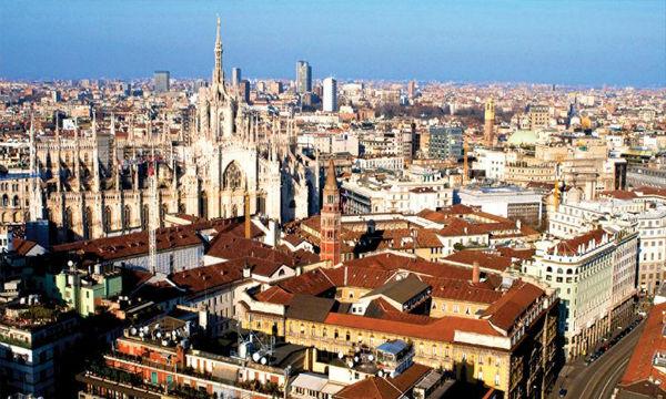 Milano Nova godina 2020.