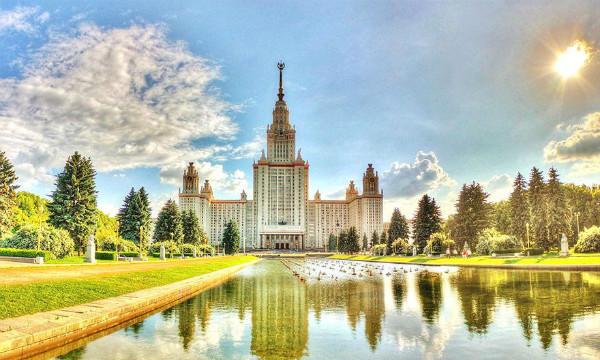 Moskva - Sankt Peterburg Uskrs 2019.