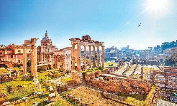 Rim Nova godina 2019.