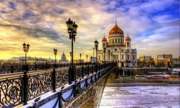 Sankt Peterburg Prvi maj 2018.