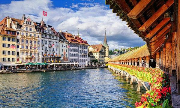 Švajcarska Prvi maj 2019.