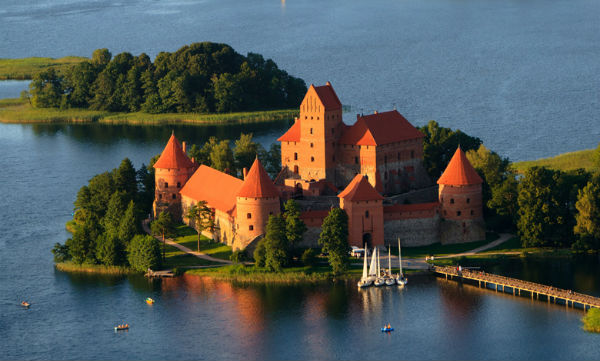 Baltičke zemlje - Litvanija - Letonija - Estonija - Poljska - Finska Uskrs 2019.
