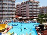 Hotel Kahya, Alanja
