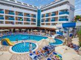 Hotel Blue Wave Suite, Alanja-Obagol