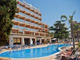 HOTEL BON REPOS, Kosta Brava-Kalelja