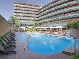 Hotel Kaktus Playa, Kosta Brava-Kalelja