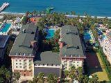 Hotel Meryan, Alanja