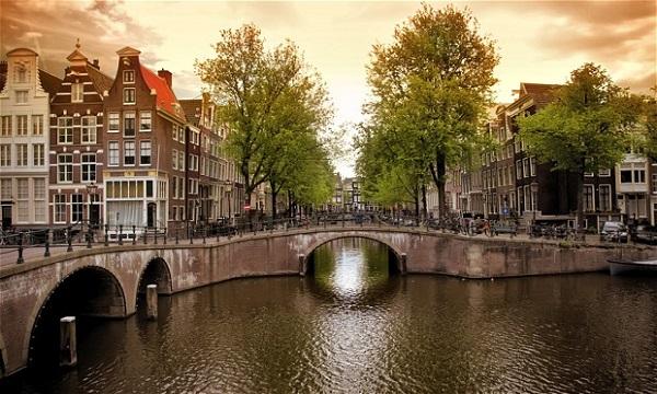 Amsterdam Nova godina 2020.
