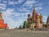 Putovanje - Moskva - Doček Nove godine - Nova godina - 4 noćenja, avion