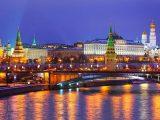 Putovanje - Moskva - Doček Nove godine - Nova godina - 5 noćenja, avion