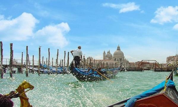 Venecija Prvi maj 2020.