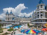 Hotel Haydarpasha Palace, Alanja - Turkler