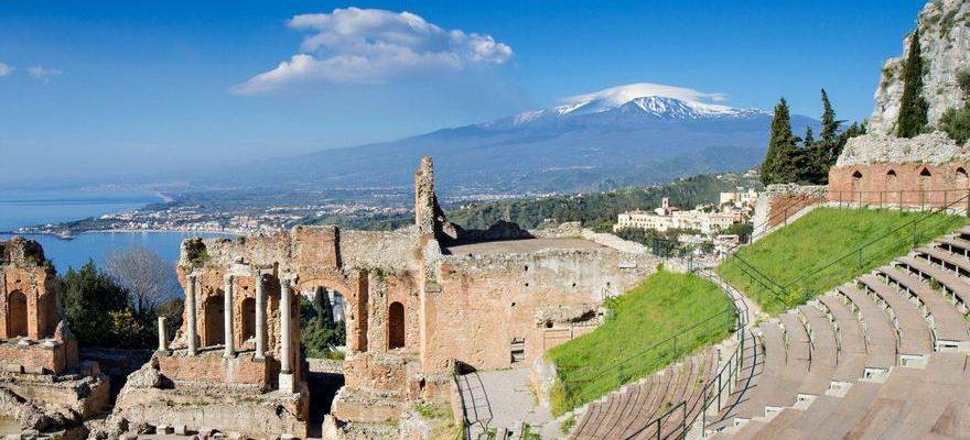 Sicilija - Rim - Napulj jesen 2019.