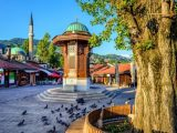 Putovanje - Sarajevo - Mostar - Doček Nove godine - Nova godina - autobus, 2 noćenja