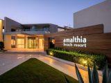 HOTEL AMALTHIA BEACH RESORT, Krit-Agia Marina/Hanja