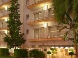 HOTEL BEST WESTERN LES PALMERES, Kosta Brava-Kalelja