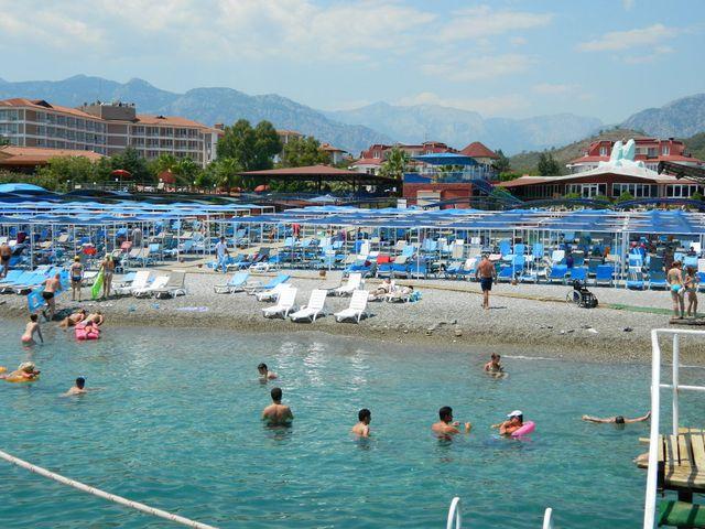 Hotel Sailor S Beach Club Kemer Kiri Amos Travel