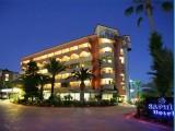 Hotel Saphir, Alanja