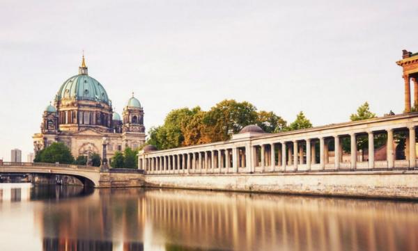 Berlin Uskrs 2020.