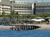 Hotel Amelia Beach Resort, Side-Kizilot