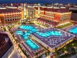 Hotel Royal Taj Mahal Resort, Side