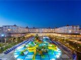 Hotel Eftalia Ocean, Alanja-Turkler