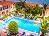 Hotel Iliessa Beach, Zakintos-Argasi