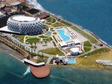 Hotel Gold Island, Alanja