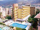 HOTEL HEDEF KLEOPATRA GOLDEN SUN, Alanja