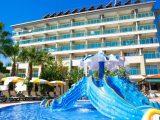 Hotel Gardenia Beach, Alanja-Okurcalar