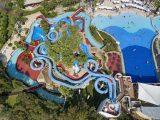 Hotel Seven Seas Blue, Side