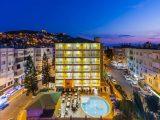 Wasa Hotel, Alanja