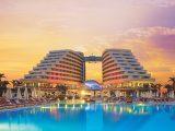 Hotel Miracle Resort, Antalija-Lara