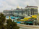 Diamond Premium Hotel, Side